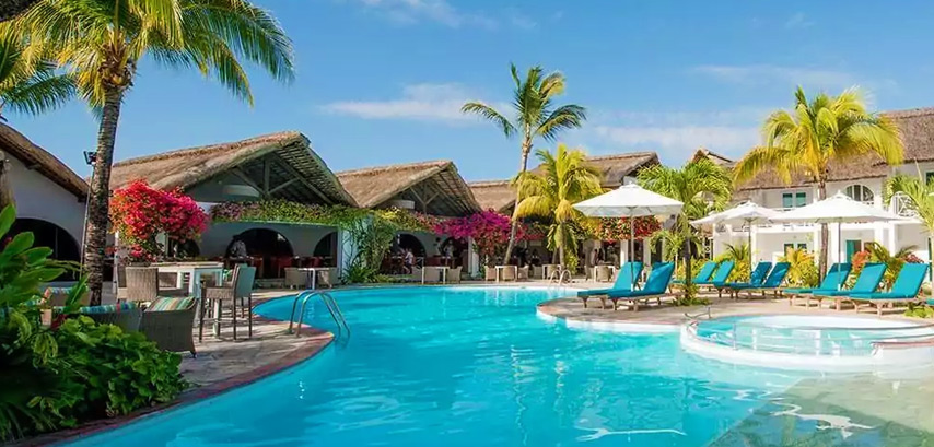 Veranda Palmar Beach Hotel, Palmar - Maurice