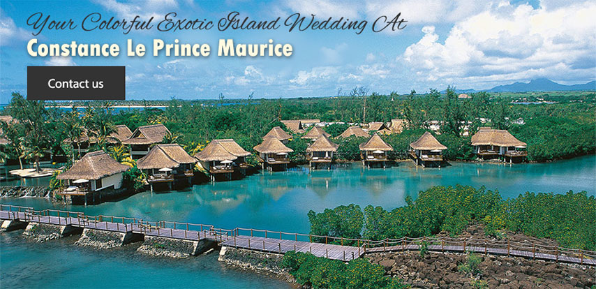 Wedding at Constance Le Prince Maurice